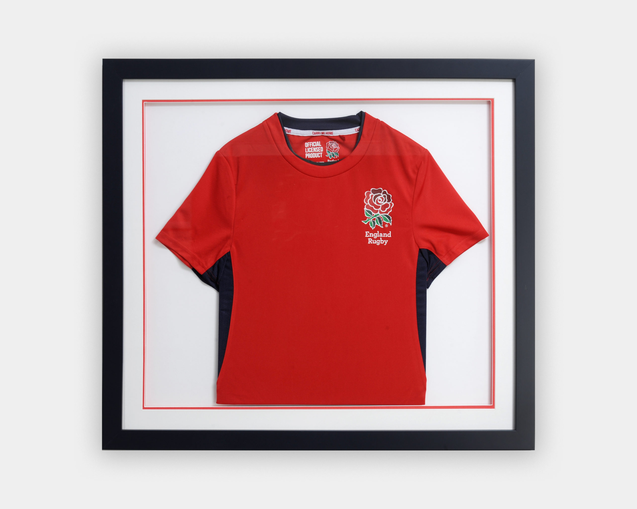 Framed Boys Rugby Shirt